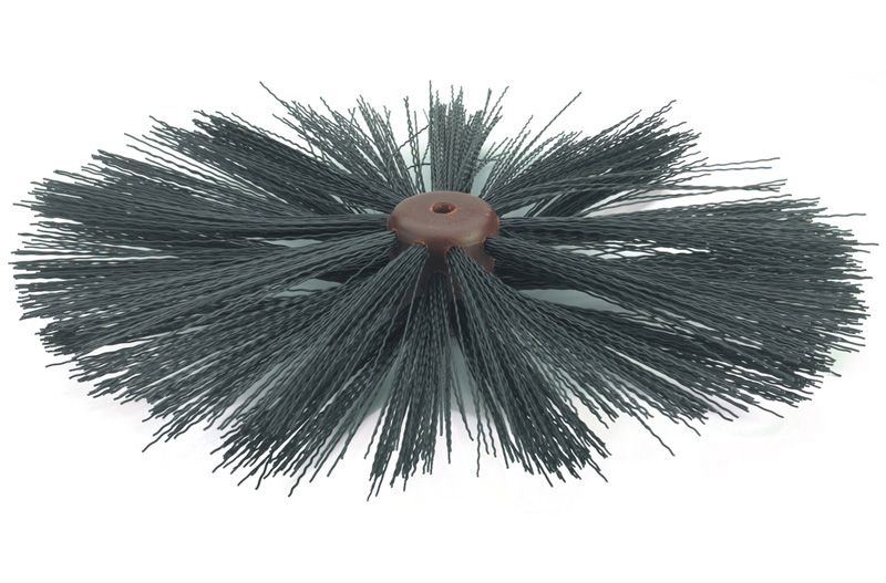 Bailey Products Drain and Sweep Brushes Plastic Stock Image